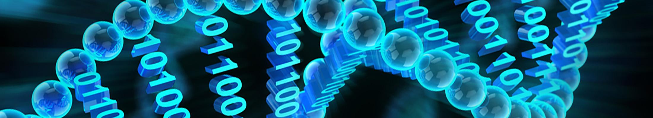 Bioinformatics banner image